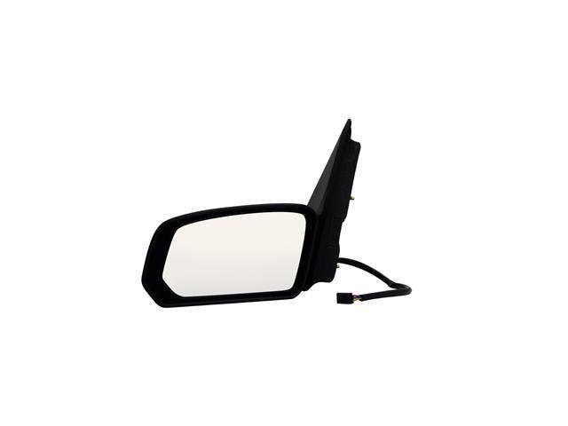 Pilot 03-07 Saturn Ion Sedan Power Non Heated Mirror Left Black Textured 2030032