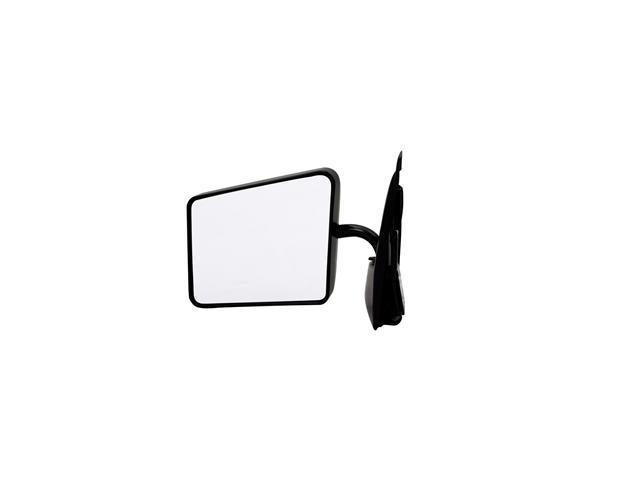 Pilot Manual Mirror Left Black Smooth 1010112
