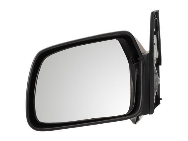 Pilot 89-98 Suzuki Sidekick Coupe Manual Mirror Left Black Smooth SZ8194100L