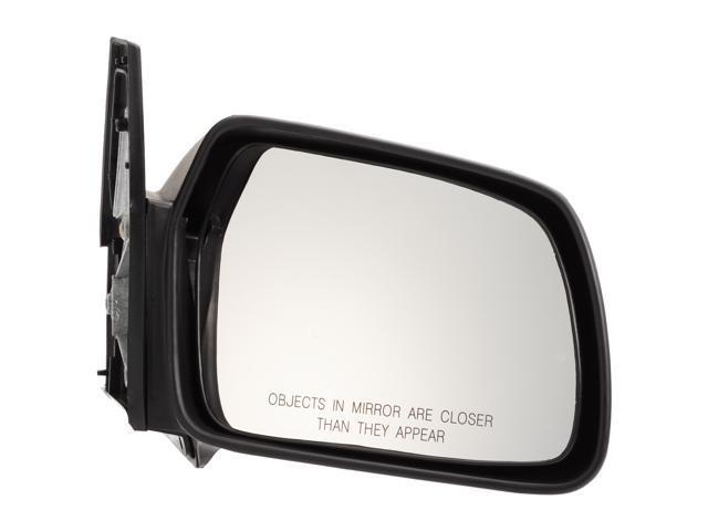 Pilot 89-98 Suzuki Sidekick Coupe Manual Mirror Right Black Smooth SZ8194100R
