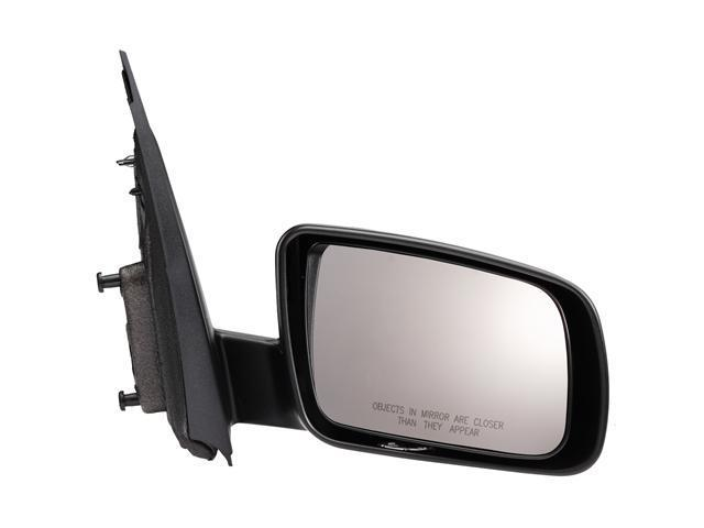 Pilot 05-07 Ford FreeStyle w/o Memory w/ Puddle Lamp Power Heated Mirror Right Black Smooth/Textured FDY09410AR