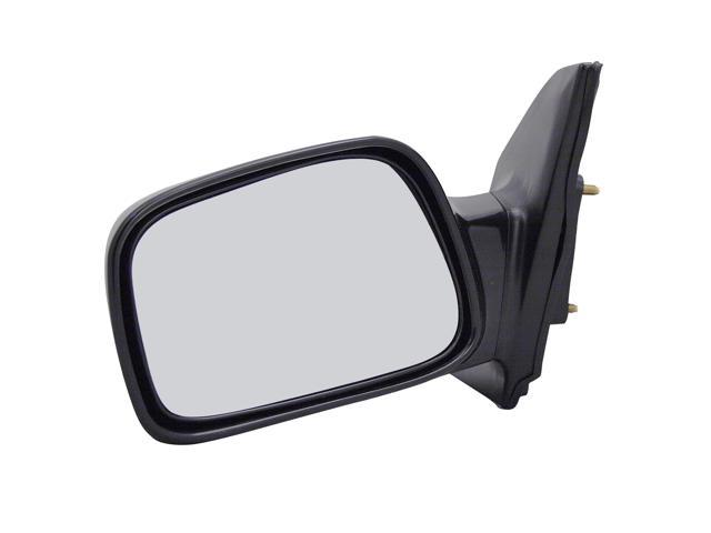 Pilot 03-08 Toyota Corolla CE Model Power Non Heated Mirror Left Black Smooth 5230232