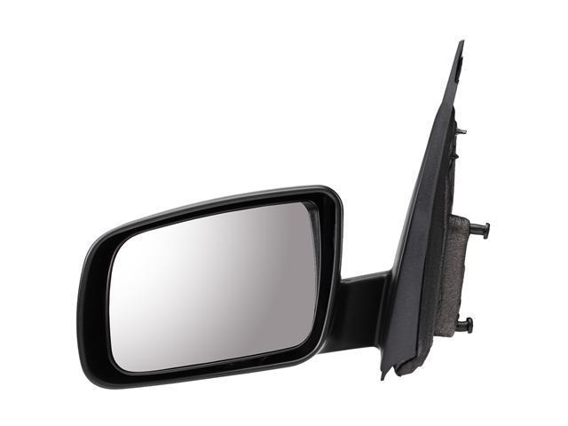 Pilot 05-07 Ford FreeStyle w/ Memory w/ Puddle Lamp Power Heated Mirror Left Black Smooth/Textured FDY09410BL