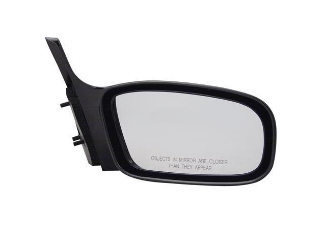 Pilot 01-05 Chrysler Sebring Coupe 01-05 Dodge Stratus Coupe 00-05 Mitsubishi Eclipse Power Non Heated Mirror Right Black Smooth 6510031