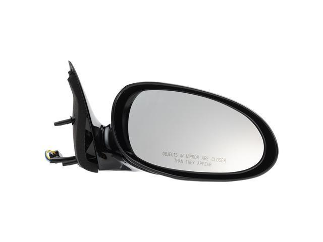 Pilot 98-00 Oldsmobile Intrigue GL, GLS Model Power Heated Mirror Right Black Smooth OS3094100R
