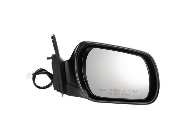 Pilot 03-08 Mazda 6 w/ Turbo Style w/ Defogger Power Heated Mirror Right Black Smooth MZ649410BR