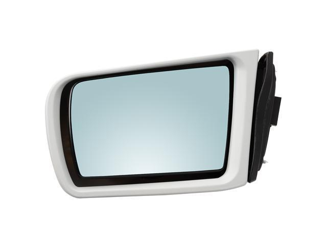 Pilot Power Heated Mirror Left Gray Smooth MD52941EGL