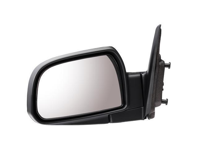 Pilot 05-09 Hyundai Tucson Power Heated Mirror Left Black Textured HY809410BL