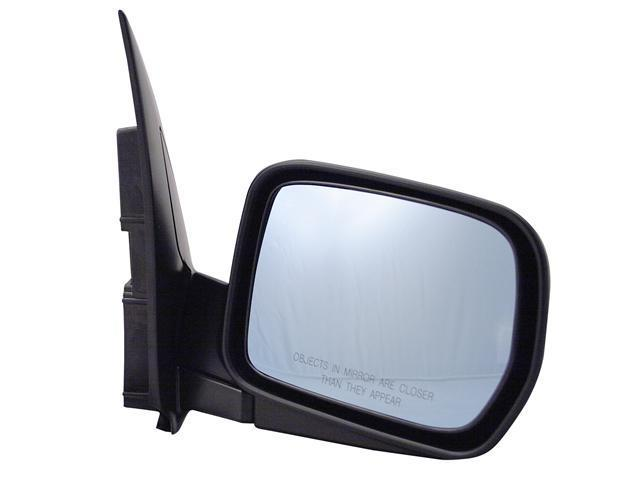 Pilot 01-01 Acura MDX w/o Touring Package 02-06 Acura MDX w/o Touring Package Power Heated Mirror Right Black Smooth 4560031