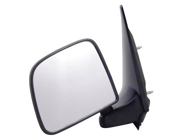 Pilot 98-05 Ford Ranger Styled Type Manual Mirror Left Black Textured 3040012