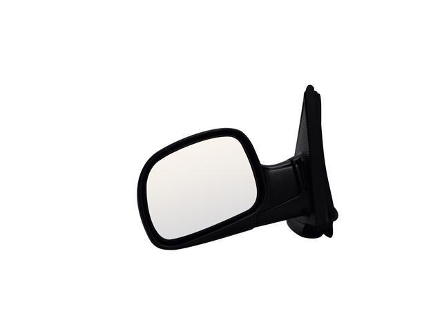 Pilot 00-05 Chevrolet Astro Below Eyeline Mirror 00-05 GMC Safari Below Eyeline Mirror Power Non Heated Mirror Right Black Smooth 2310131