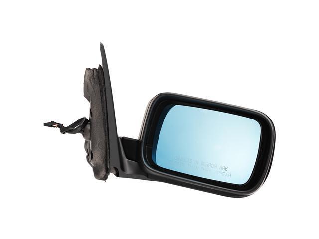 Pilot Power Heated Mirror Right Black Smooth BM33941EAR