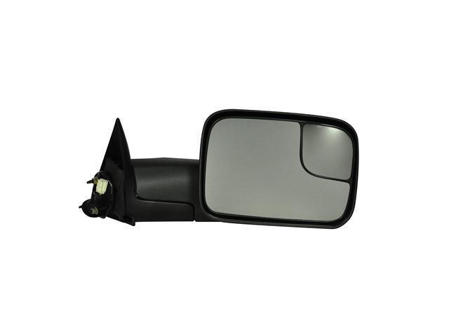 Pilot Power Heated Mirror Right Black Textured DGC29410SR