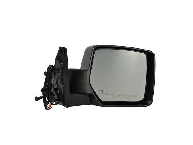 Pilot 07-08 Dodge Nitro w/ One Touch 09-10 Dodge Nitro w/ One Touch Power Heated Mirror Right Black Textured DGE09410AR
