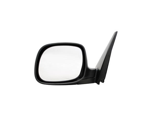 Pilot 03-06 Toyota Tundra SR5 Model Double Cab Power Non Heated Mirror Left Chrome/Black Smooth/Textured 5340132