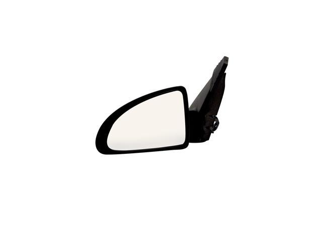 Pilot Power Non Heated Mirror Left Black Textured 1370032