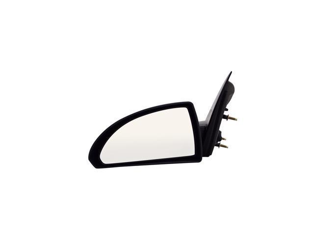 Pilot 06-10 Chevrolet Impala w/o Defogger Power Non Heated Mirror Left Black Smooth 1390132