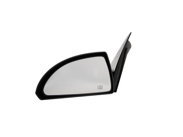 Pilot 06-10 Chevrolet Impala w/ Defogger Power Heated Mirror Left Black Smooth 1390142