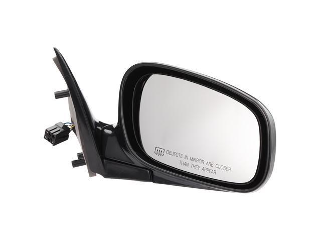 Pilot Power Heated Mirror Right Black Smooth LN0394100R