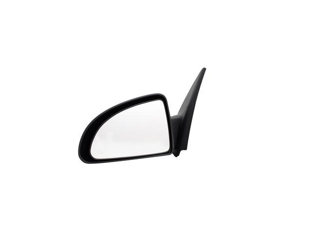 Pilot 05-10 Chevrolet Cobalt Coupe Power Non Heated Mirror Left Black Smooth/Textured 1400032