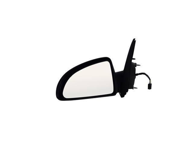Pilot 05-10 Chevrolet Cobalt Sedan Power Non Heated Mirror Left Black Smooth/Textured 1400132