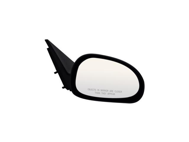 Pilot 03-04 Ford Mustang Base, GT, Mach 1 Model 99-02 Ford Mustang Power Non Heated Mirror Right Black Textured 2540231