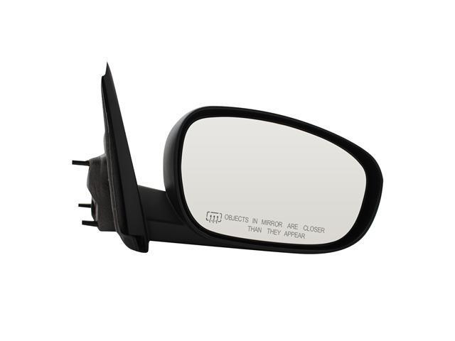 Pilot 07-10 Chrysler 300 06-07 Dodge Charger 08-10 Dodge Charger 05-08 Dodge Magnum Power Heated Mirror Right Black Textured ...