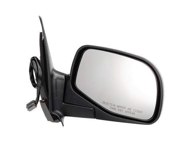 Pilot 98-98 Ford Ranger Splash Model Styleside Power Non Heated Mirror Right Black Smooth FDD39410BR