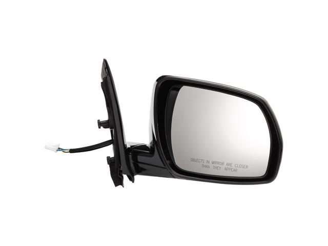 Pilot 05-07 Nissan Murano w/o Smart Entry System w/o Memory Power Heated Mirror Right Gray/Black Smooth NSK09410ER