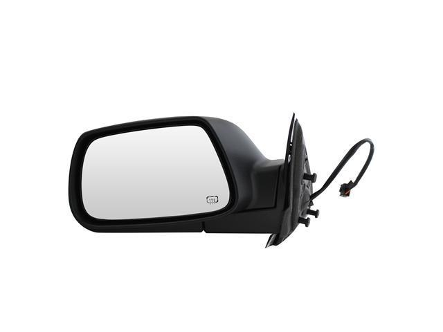 Pilot 05-05 Jeep Grand Cherokee w/ Memory 06-08 Jeep Grand Cherokee w/ Memory Power Heated Mirror Left Black Textured JP429410BL