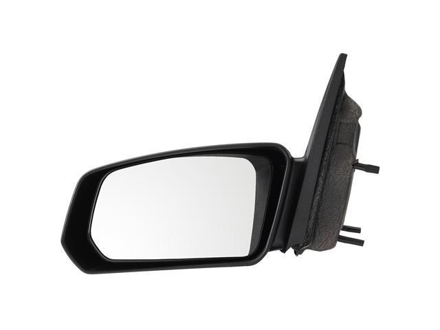 Pilot 03-07 Saturn Ion Coupe Manual Remote Mirror Left Black Textured ST309410BL