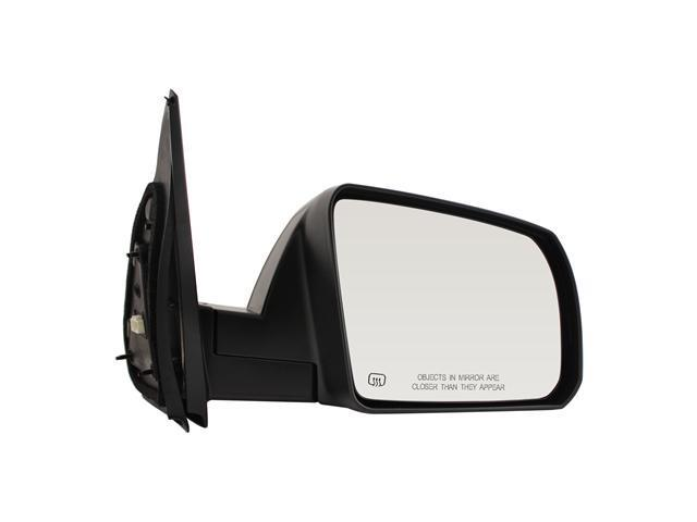 Pilot Power Heated Mirror Right Black Smooth/Textured TYV19410AR