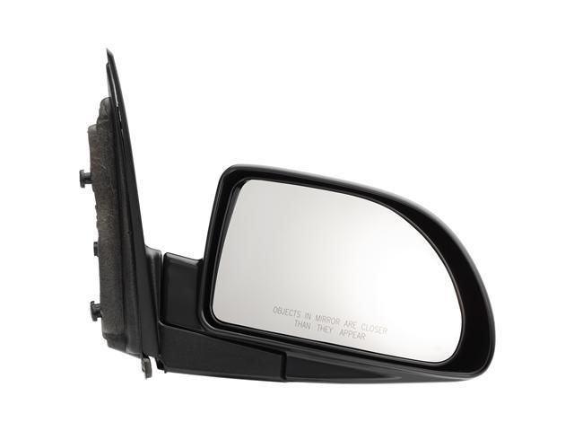 Pilot 04-07 Saturn Vue Red Line Model Power Non Heated Mirror Right Black Smooth ST509410BR