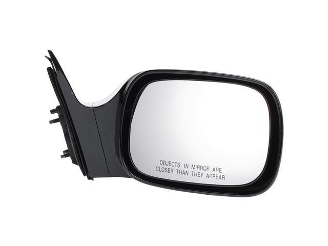 Pilot Power Heated Mirror Right Black Smooth TYY29410AR
