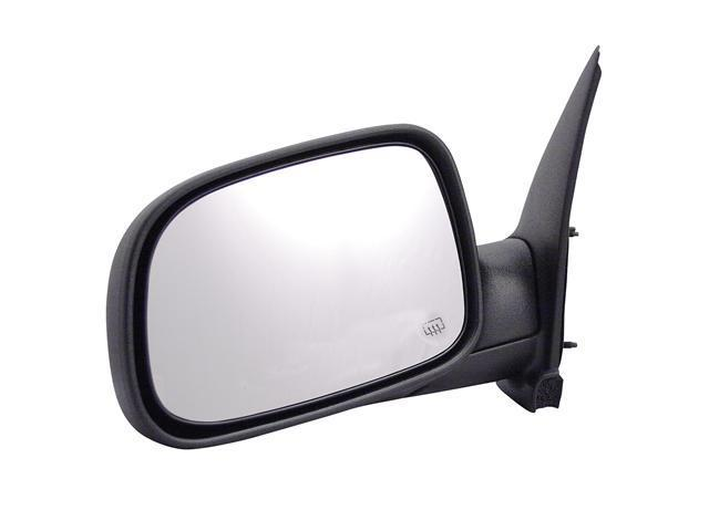 Pilot 01-02 Jeep Grand Cherokee Code GTM 03-04 Jeep Grand Cherokee Code GTM 99-99 Jeep Grand Cherokee Code GTM Power Heated Mirror Left Black Textured 4120342