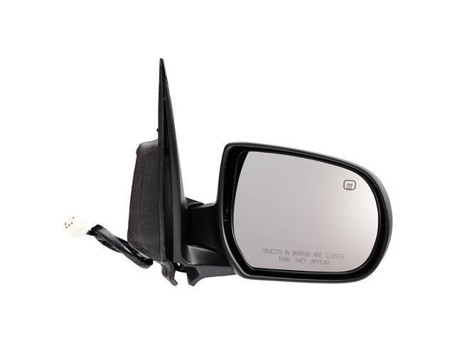 Pilot 03-06 Ford Escape Limited Model 07-07 Ford Escape Power Heated Mirror Right Black Textured FDR09410BR