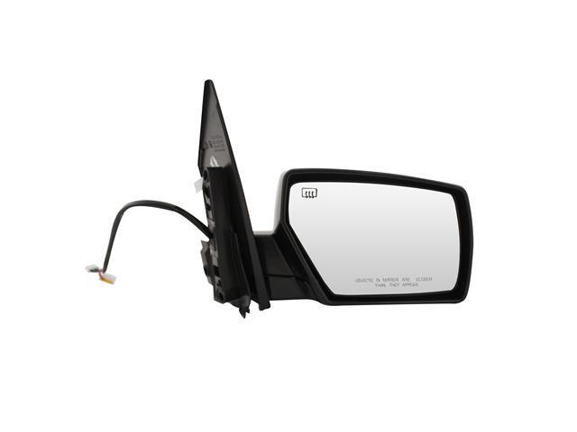 Pilot 06-06 Nissan Quest SL, SL Special Edition Model w/ Puddle Lamp Power Heated Mirror Right Black Smooth NSP29410BR
