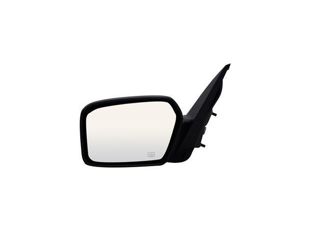 Pilot Power Heated Mirror Left Black Smooth/Textured 2610042