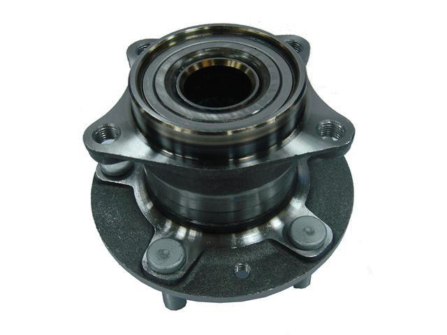 07-09 Mazda CX-7 AWD Hub Assembly 512350 Rear