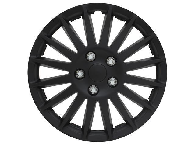 Pilot WH521-14C-B All Black 14' Indy Wheel Cover
