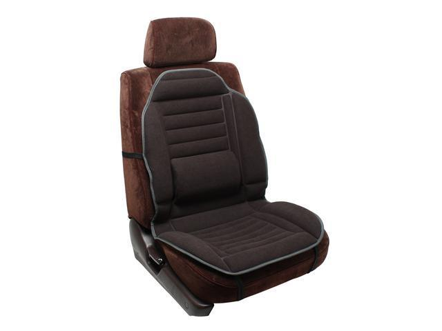 Pilot Seat Cushion Gray With Lumbar Support SC-275G