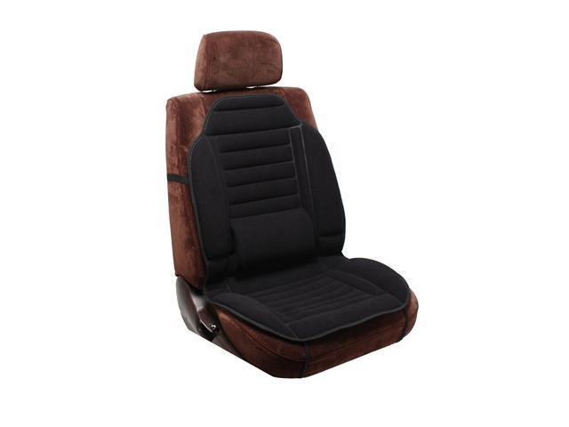 Pilot Seat Cushion Black with Lumbar Support SC-275E