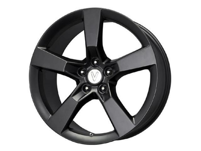 B/G Rod Works Camaro SS Replica Wheel 20x9 Matte Black CAM 209-5120-35 MTB
