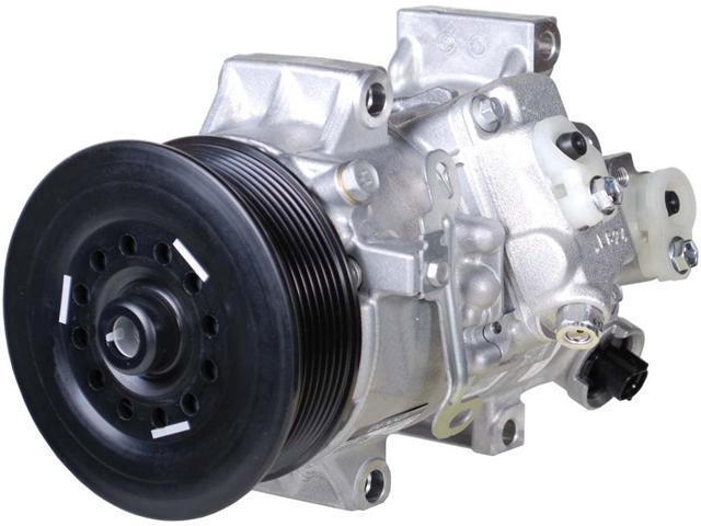 Denso 08-10 Scion xB/09-10 Toyota Corolla/09-10 Toyota Matrix A/C Compressor 471-1607