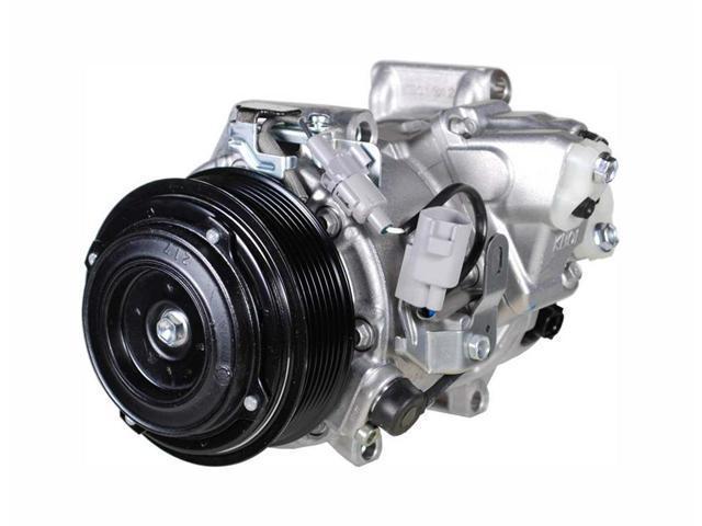 Denso 07-10 Lexus ES350/07-10 Toyota Sienna/09-10 Toyota Venza A/C Compressor 471-1619