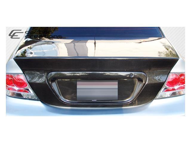 Carbon Creations 2004-2006 Mitsubishi Lancer OEM Trunk 102884