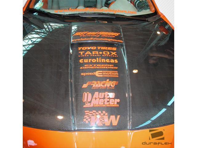 Carbon Creations 2000-2005 Toyota Celica OEM Hood 100006