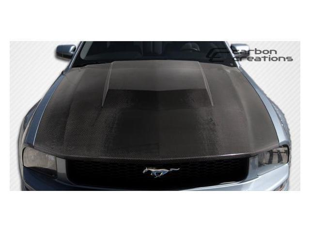 Carbon Creations 2005-2009 Ford Mustang Eleanor Hood 106387