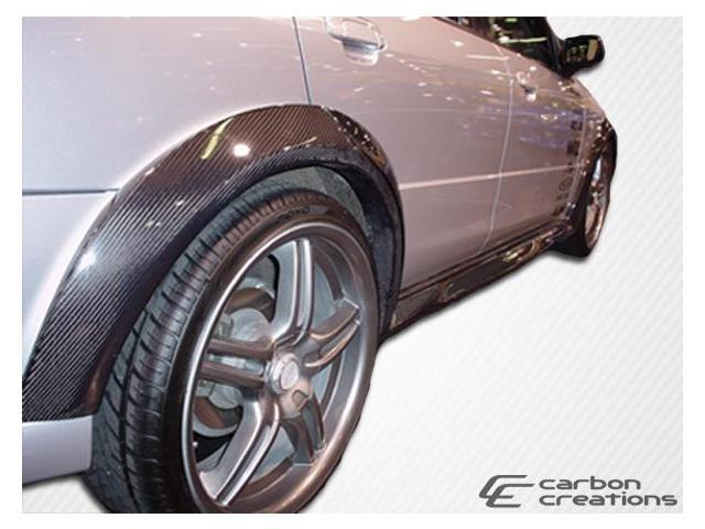 Universal Carbon Creations Fender Flares 102902