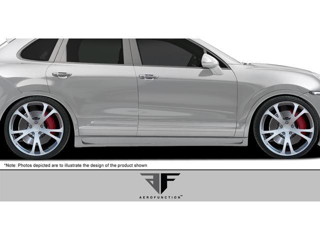 Aero Function 2011-2012 Porsche Cayenne AF-2 Side Skirts (GFK) 108151